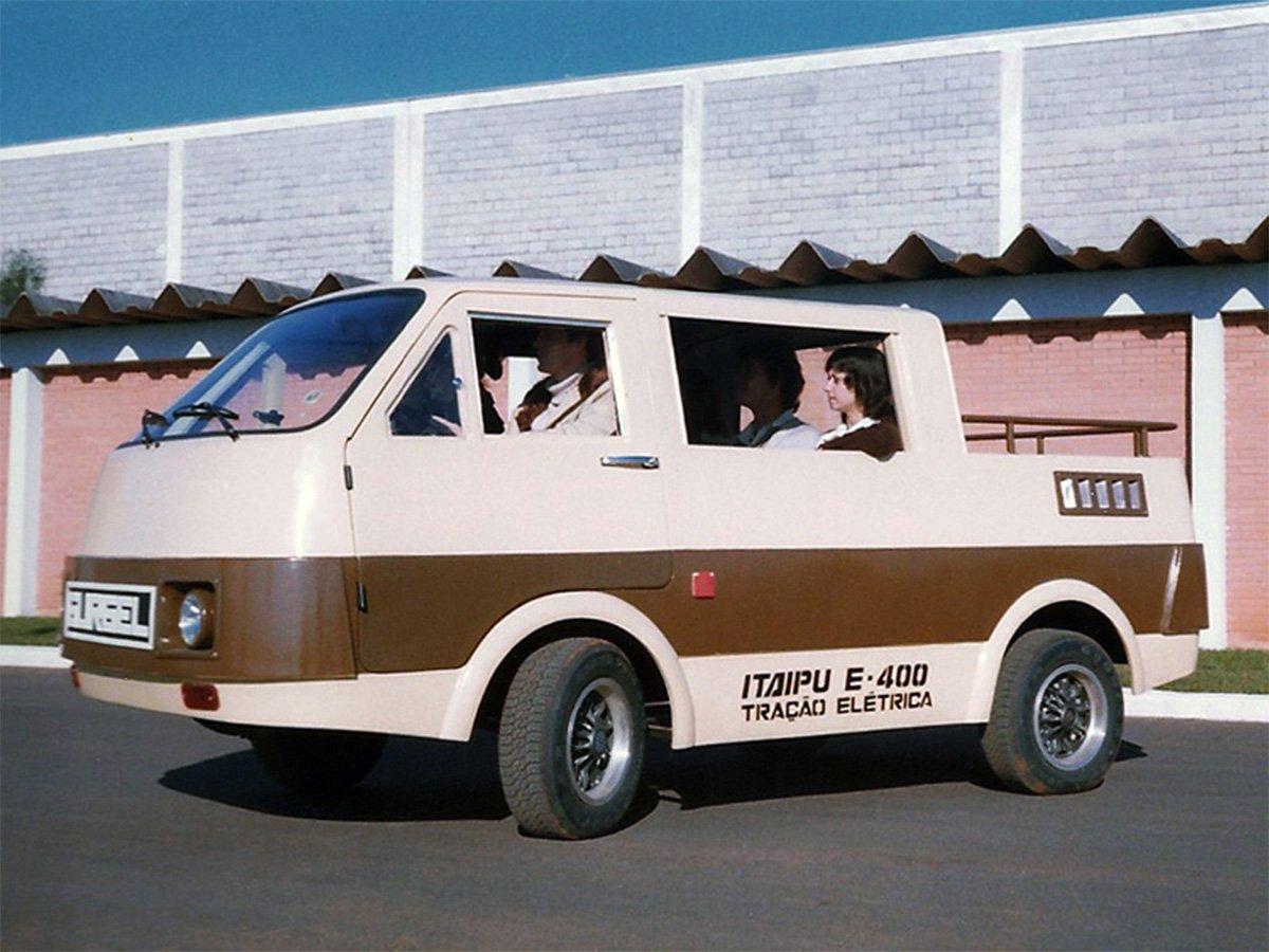 carros com nomes de localidades brasileiras: gurgel itaipu