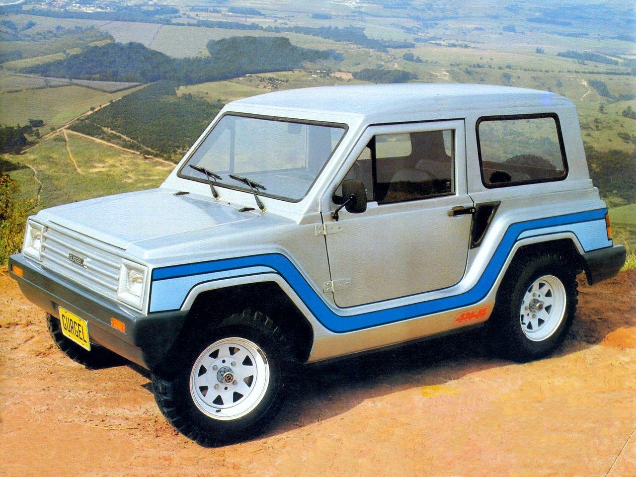 carros com nomes de localidades brasileiras: gurgel x 12 tocantins