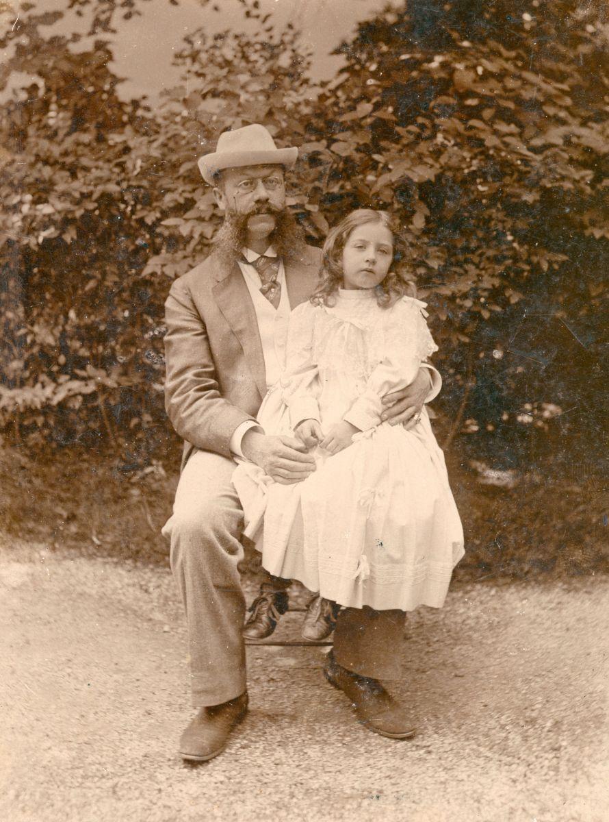 emil jellinek e sua filha mercedes