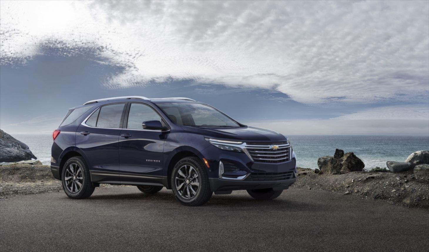 SUV chevrolet equinox 2021 de frente: lançamentos de carros em 2020 podem atrasar devido ao coronavírus