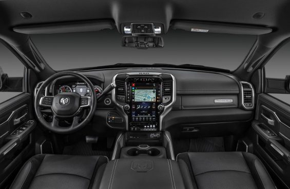 interior ram 2500 2020 night edition 1
