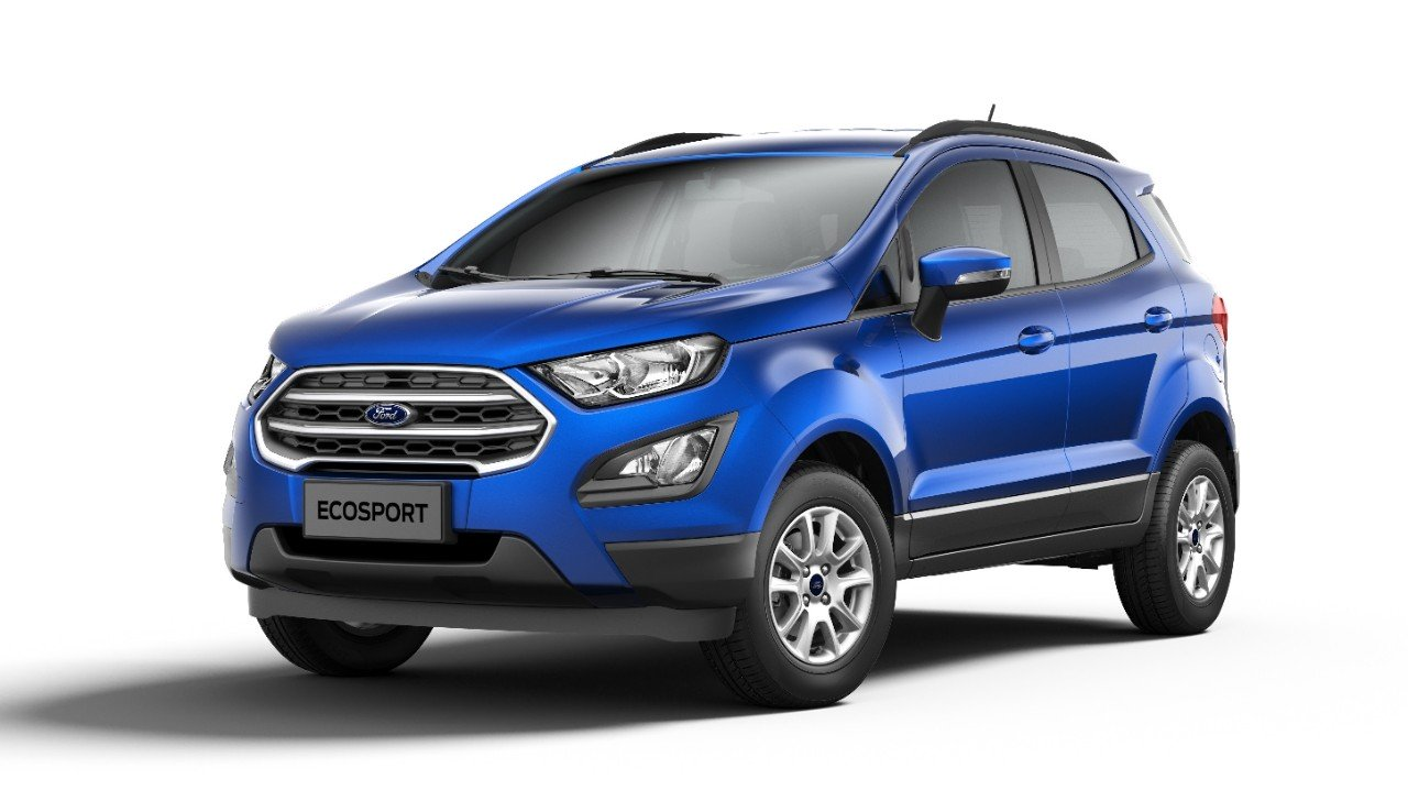 Ford Ecosport SE 1.5: SUV econômico