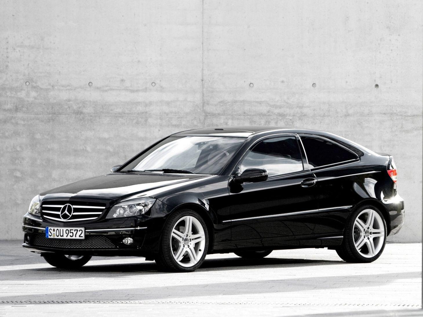 Carros nacionais exportados para países desenvolvidos: Mercedes-Benz CLC