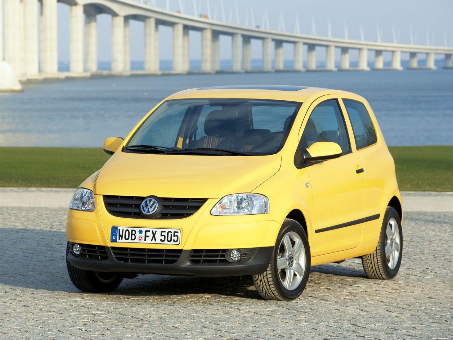 Carros nacionais exportados para países desenvolvidos: Volkswagen Fox
