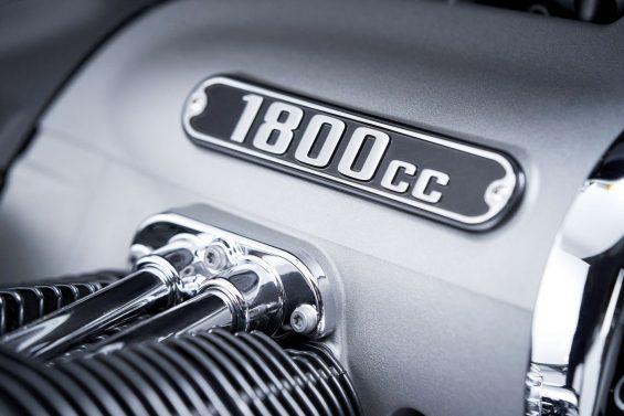 bmw r18 indicacao de cilindrada do motor