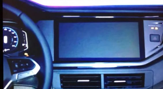 vw play painel