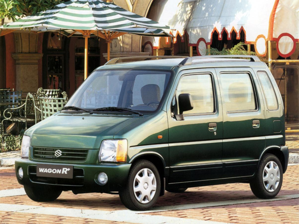 carros japoneses: suzuki wagon r