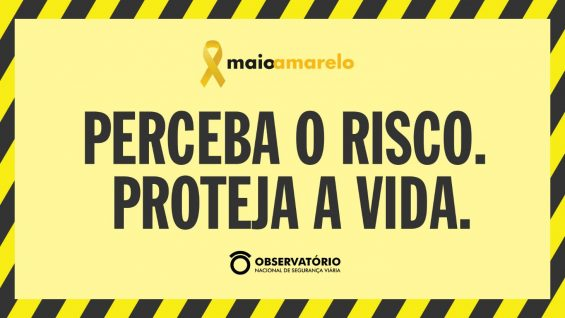 campanha maio amarelo 2020 imagem horizontal