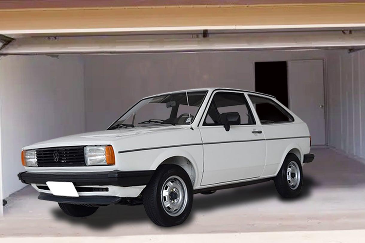 volkswagen gol ls 1 6 1985 montagem