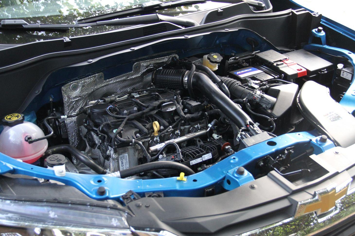 chevrolet tracker premier 2021 motor 1 2 turbo tres cilindros