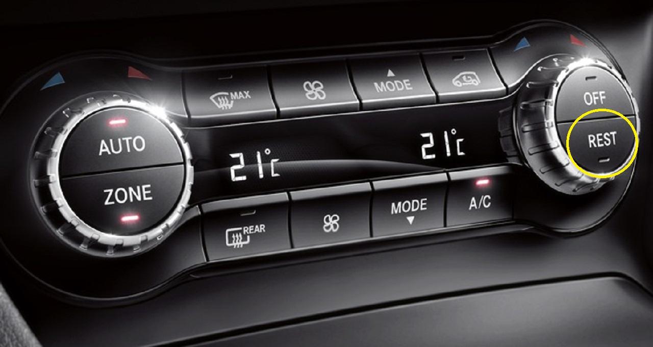 ar condicionado mercedes benz botao rest carro automovel