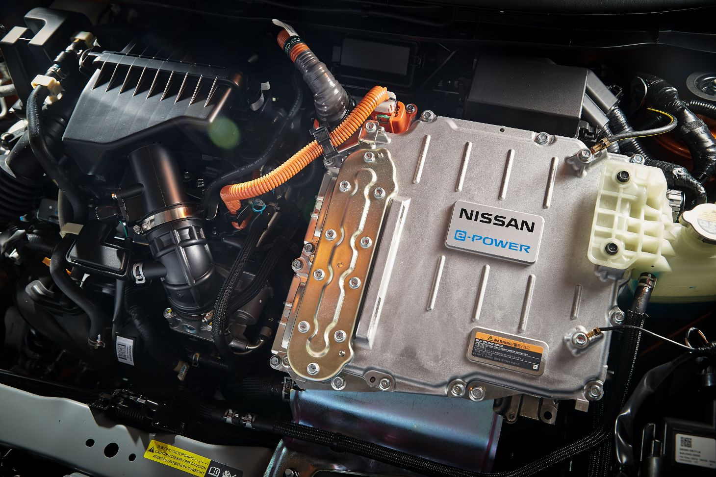 motor do novo nissan kicks 2021 e power