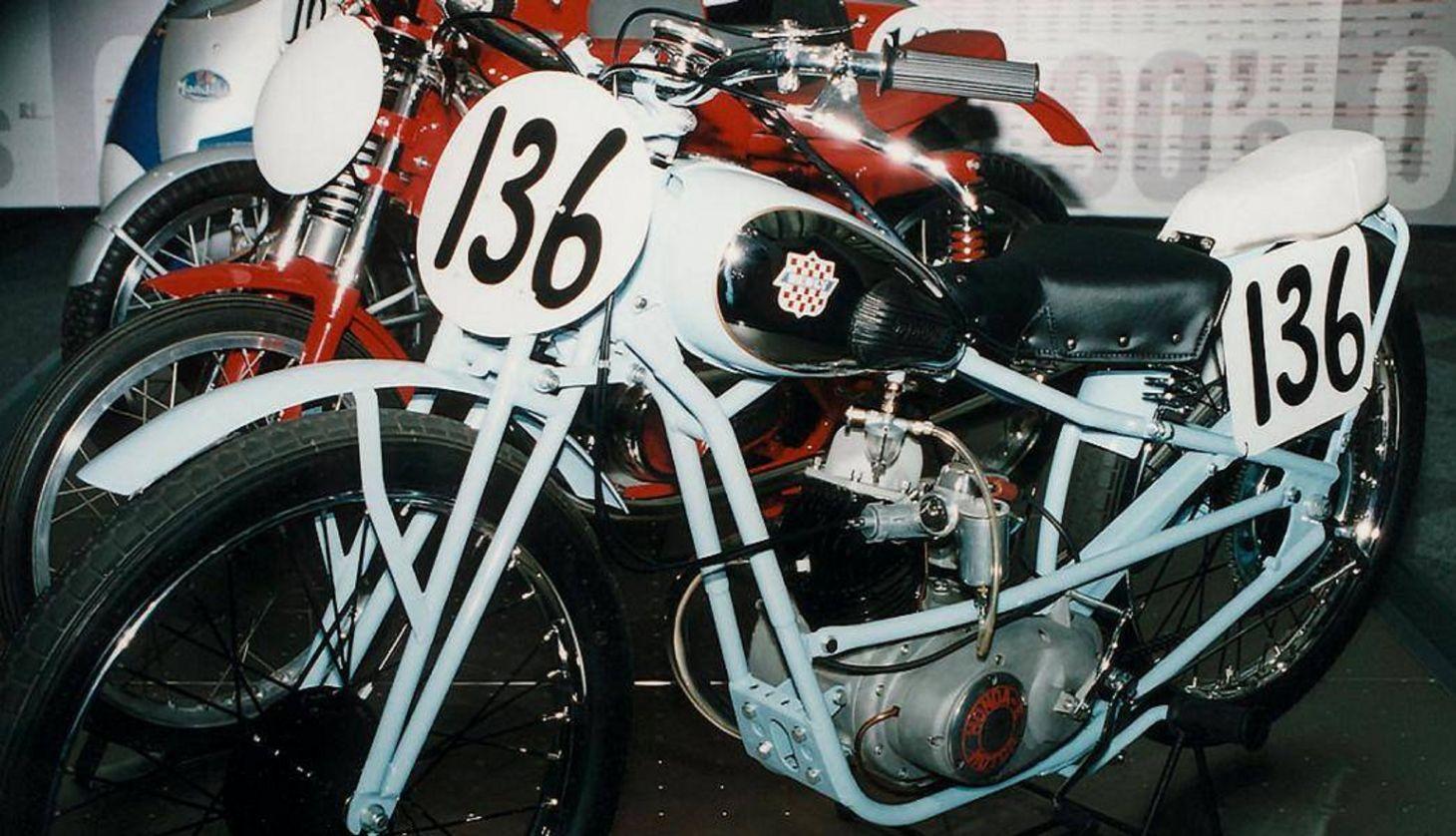 antigas motos honda de corrida