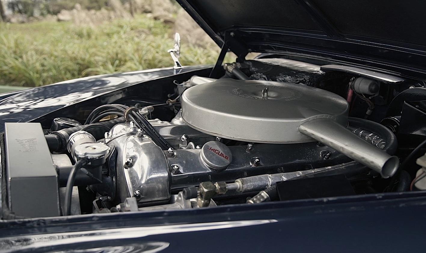 jaguar mk2 motor