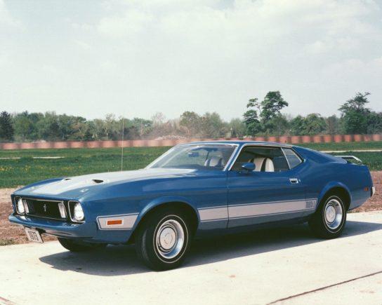 mustang mach 1 1973 1