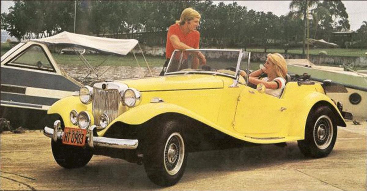 carros artesanais replicas mp lafer