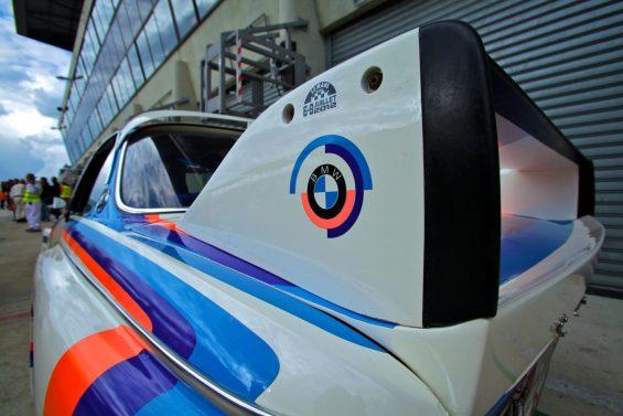 bmw csl aerofolio