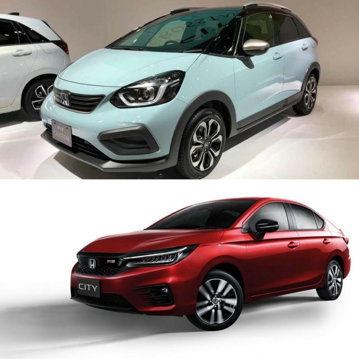 novos carros da honda brasil 2020 2021 fit city 1