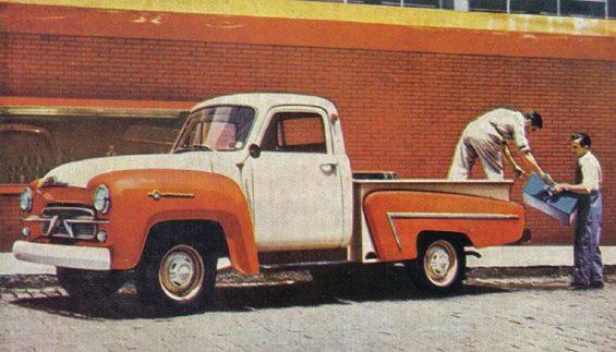 marcas carros antigos chevrolet 3100