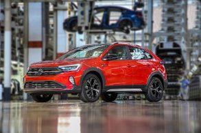 Volkswagen Nivus recebe o título de Carro do Ano 2021