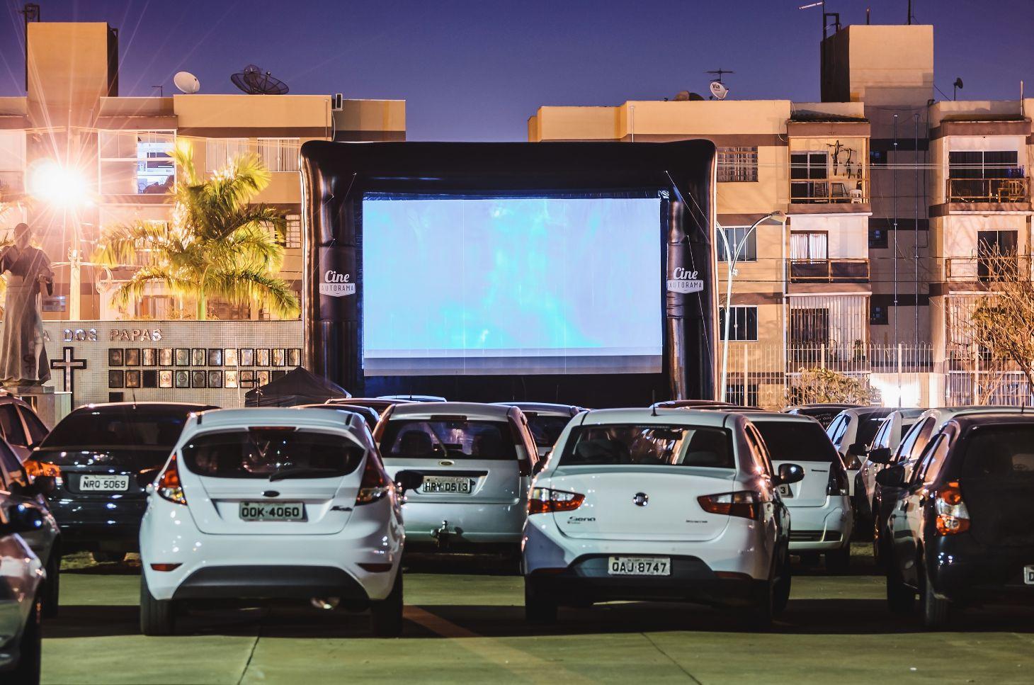 cinema drive in shutterstock