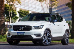 Volvo vai emprestar (sim, de graça!) mais de 100 híbridos para brasileiros