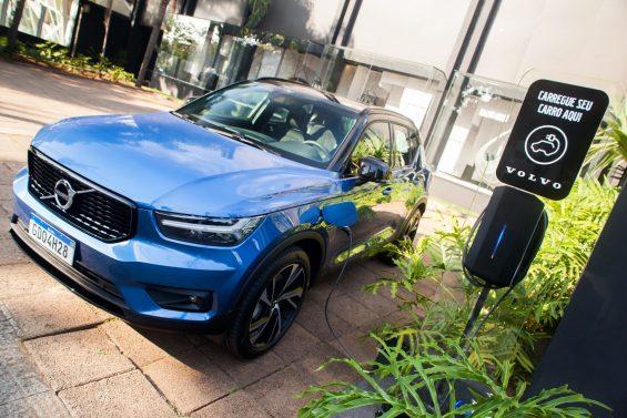 Volvo XC40 Plug-In Hybrid R-Design SUV híbrido