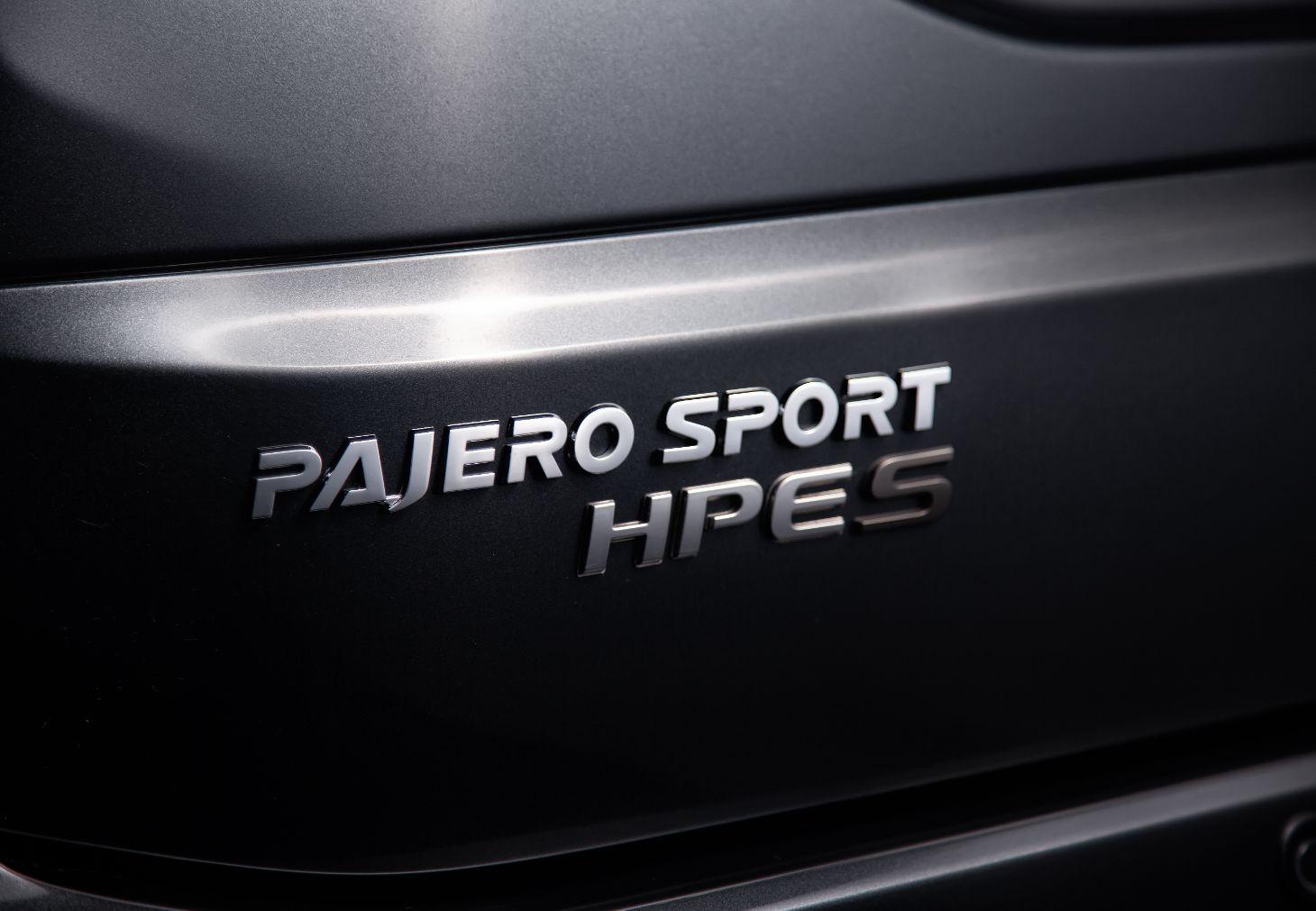 mitsubishi pajero sport 2021 8