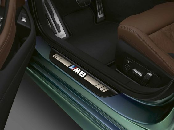 bmw m8 gran coupe first edition 1