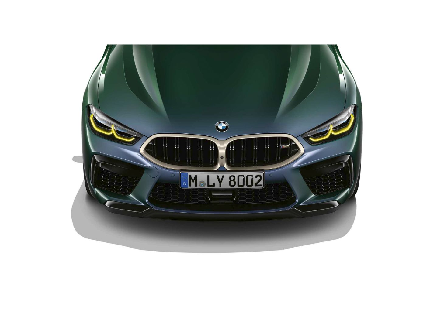 bmw m8 gran coupe first edition 2
