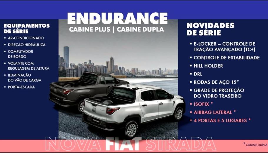 serie endurance