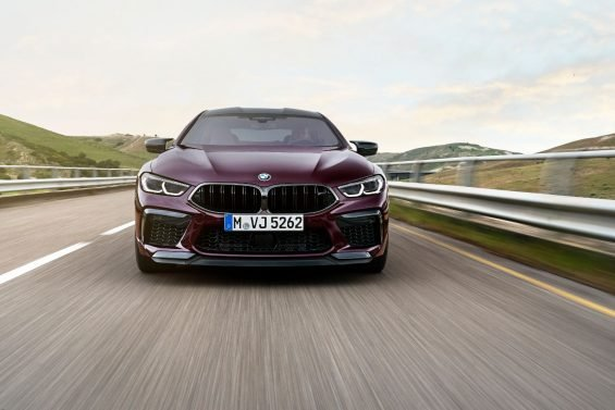 bmw m8 grand coupe 1