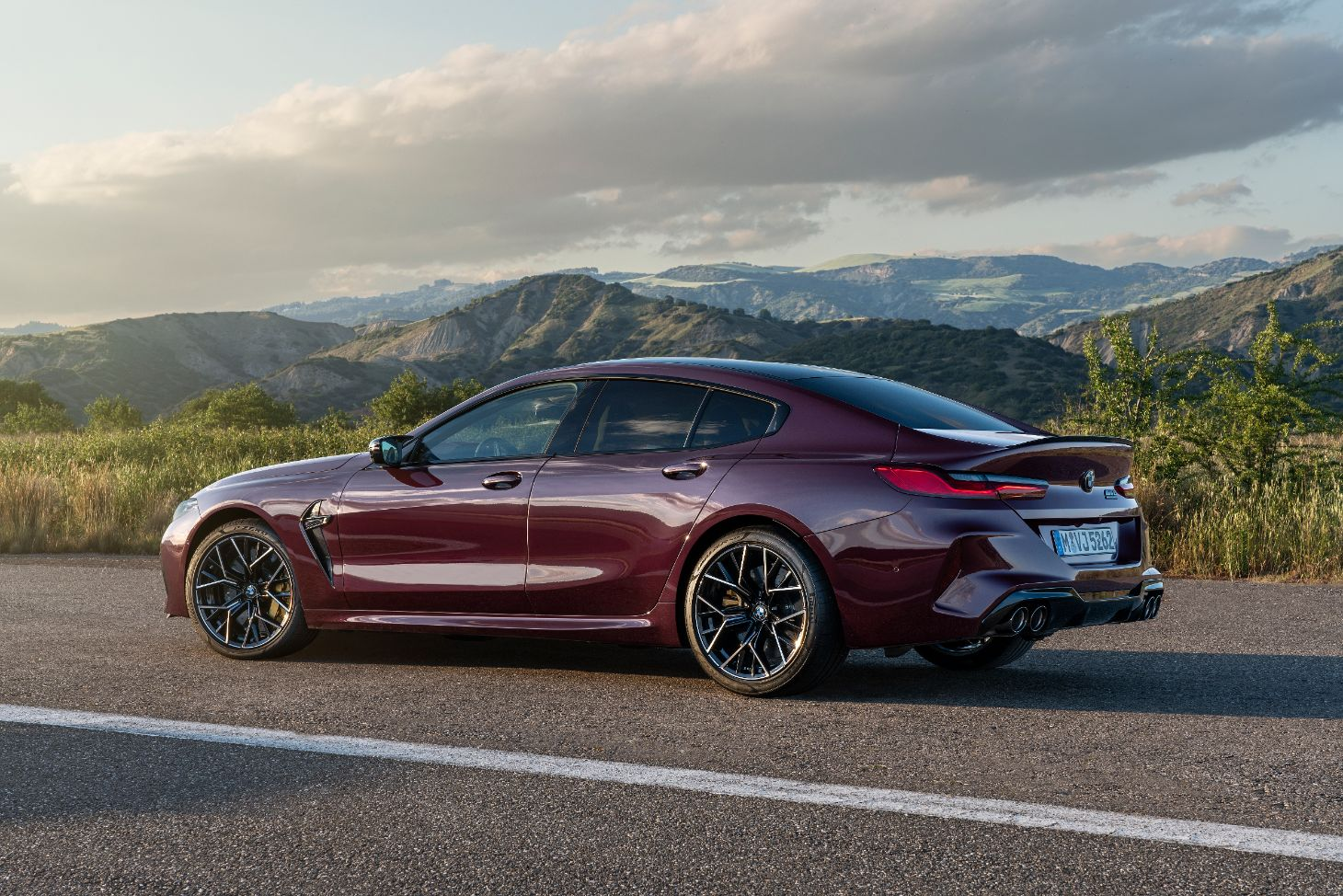 bmw m8 grand coupe 2