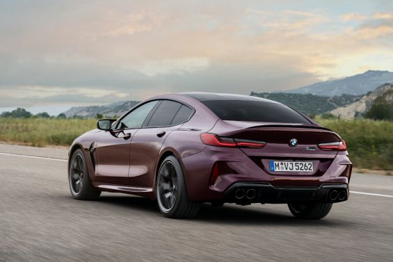 bmw m8 grand coupe 4