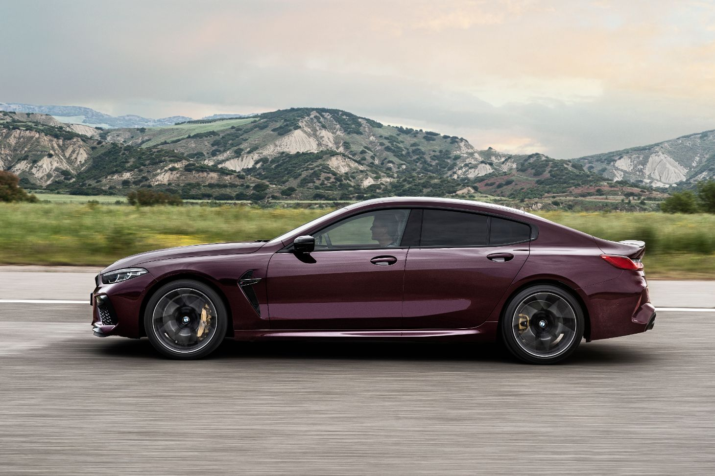 bmw m8 grand coupe 5