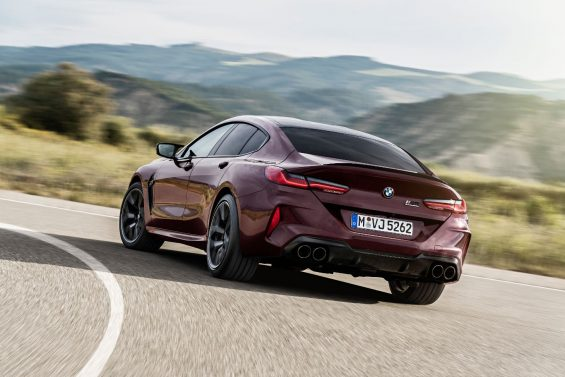 bmw m8 grand coupe 6