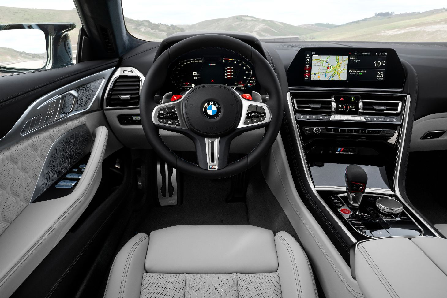 bmw m8 grand coupe 7