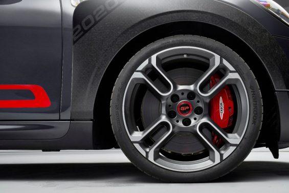 rodas 18 polegadas com pinca vermelha do mini john cooper works gp