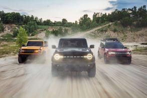 Lançamentos Ford em 2021: Brasil terá Bronco, Ranger Black e Mustang Mach 1