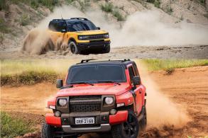 Bronco no Brasil: Ford se esqueceu do Troller?