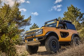 Solução mecânica do Ford Bronco é a mesma do Agrale Marruá