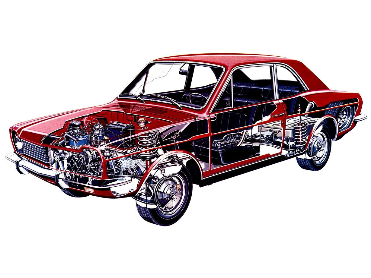 ford corcel 1975 raio x mecanica de origem renault