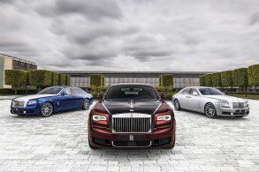 Rolls Royce Ghost: maior sucesso da marca terá nova geração neste ano