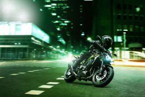 Kawasaki Z 900 2021: nova geração traz mais eletrônica