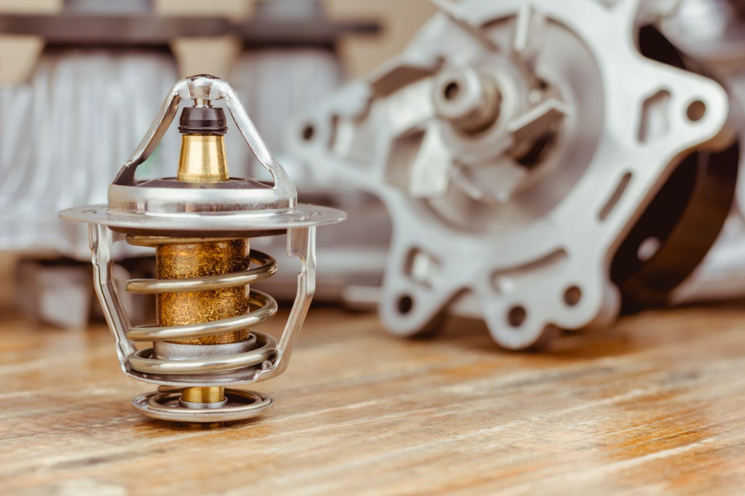 valvula termostatica motor carro carcaca bomba dagua
