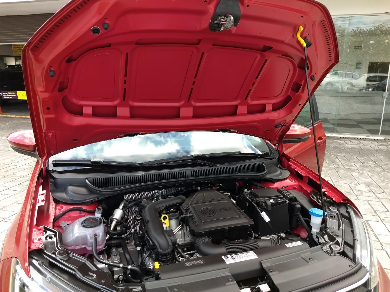 motor vw nivus