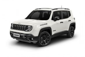 Renegade Moab é o SUV diesel mais barato do mercado