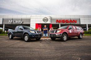 Nissan troca Frontier com mais de 1,5 milhão de km por uma 0 km