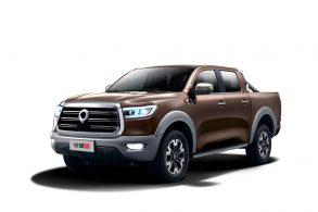 Marca chinesa tem picape para incomodar Ford e GM. Até no Brasil!
