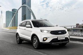 Tecnologia e conforto destacam-se no Ford Territory